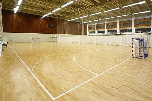 Adithya impex for Sports flooring
